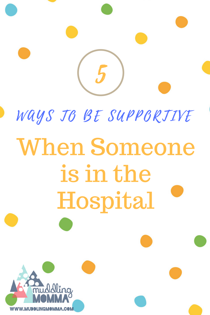 5ways to support someone through illness