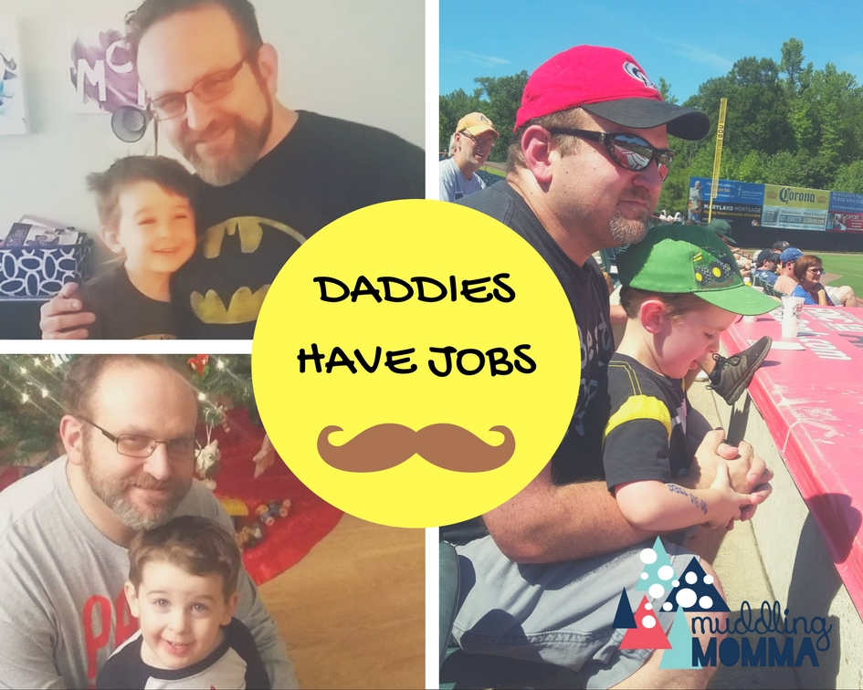 daddy jobs