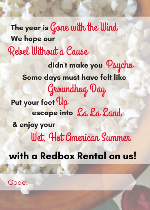 redbox teacher